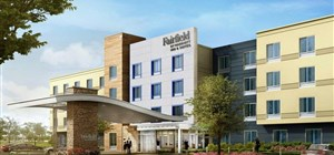 MILLER ARCHITECTS & BUILDERS STARTS CONSTRUCTION ON FAIRFIELD INN & SUITES