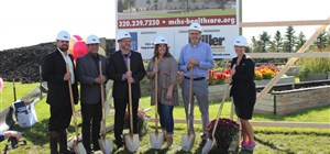 Construction is Well Underway at Hoffman Senior Living