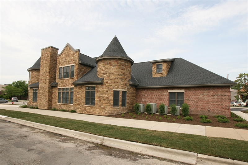 Funeral Home Design Build Portfolio Miller Architects Builders